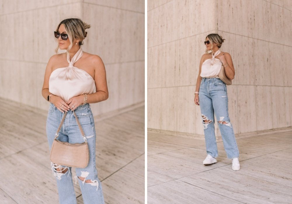 AGOLDE Jeans review